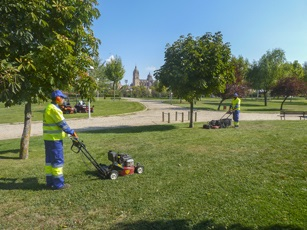 grupo eulen maintenance of green areas